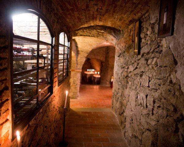 Hotel Bellevue Wine Cellar