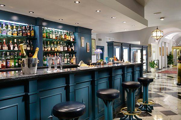 Hotel Berchielli Bar