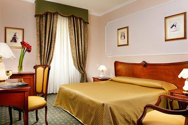 Hotel Berchielli Guest Room