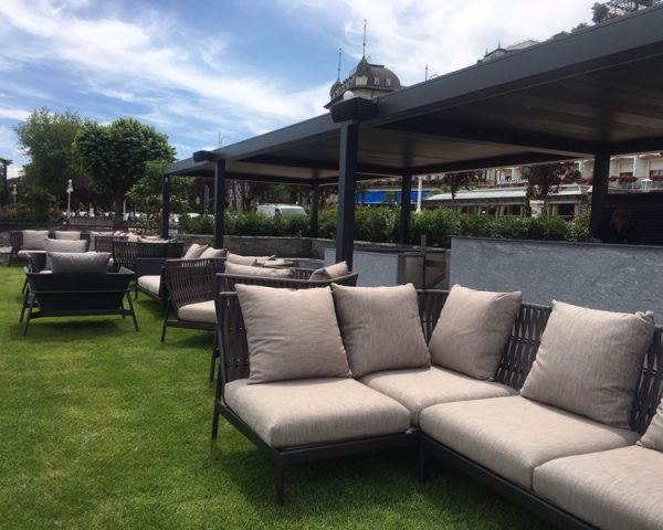Hotel La Palma Pool Terrace