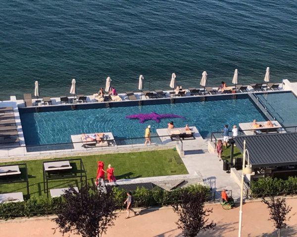 Hotel La Palma Swimming Pool
