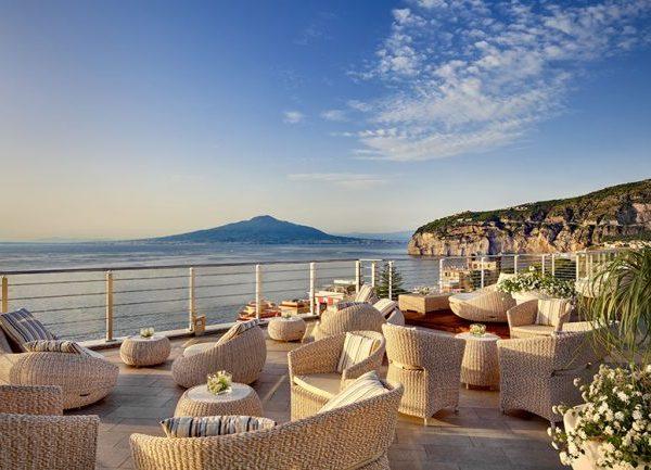 Hotel Mediterraneo Sky Bar