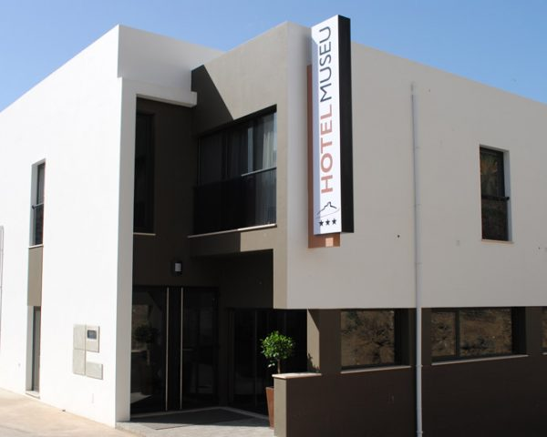Hotel Museu Exterior