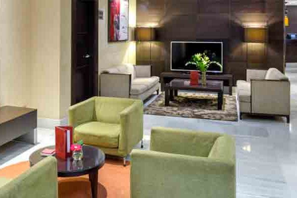Hotel NH Collection Granada Victoria Lobby