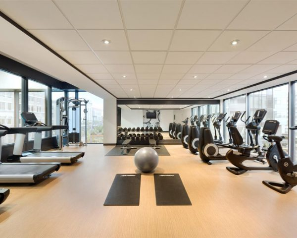 Hotel PUR Fitness Center