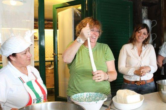 Mozzarella braiding