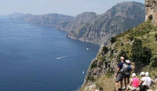 Amalfi Coast - Path of the Gods