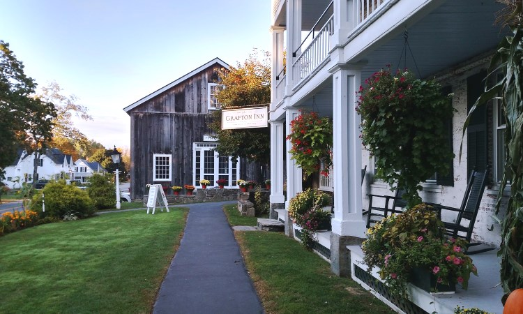 Grafton Inn | Southern Vermont Bike Tour