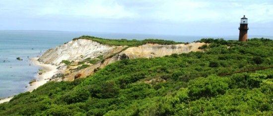 Aquinah Cliffs