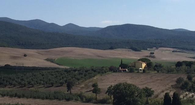 Tuscan Countryside   VBT Tuscan Coast