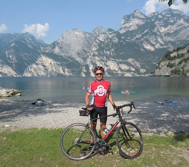 Gateway to the Dolomites: Biking Bolzano to Lake Garda - Lake Garda