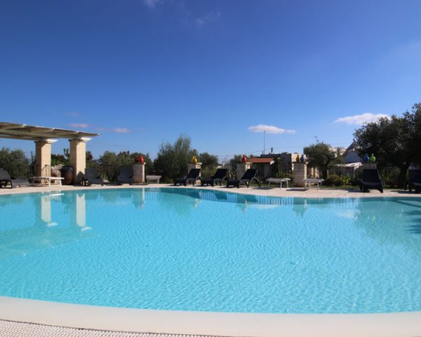Il Gabellota Resort Pool