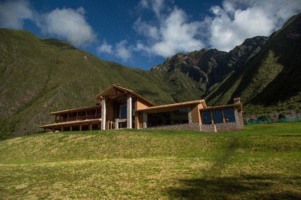 Inkaterra Hacienda Urubamba exterior