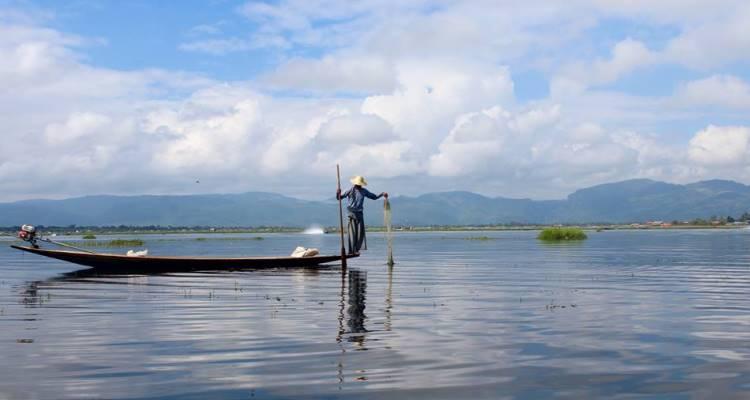 Inle Lake, Myanmar, VBT Bicycling, 5 Facts