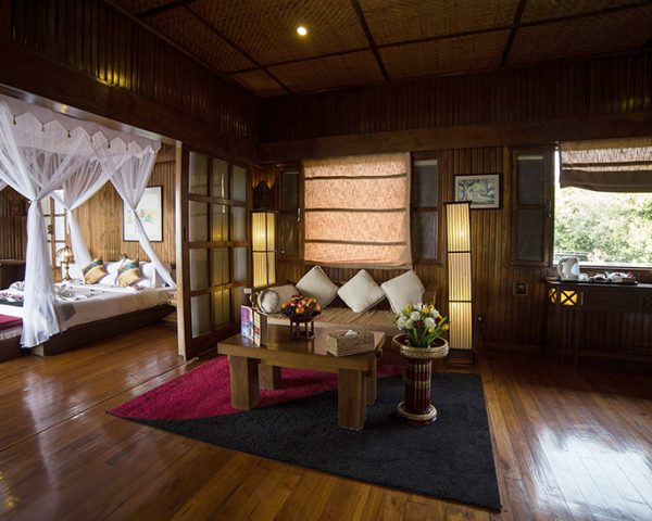 Inle Resort and Spa Guest Room