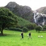 Gleninchaquin Park, Ireland