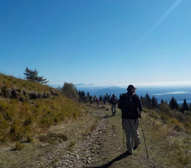 Walking The Italian Lakes Tour - Mottarone