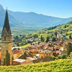 Italy, Trentino Alto Adige, Bolzano district