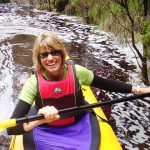 Jan, New Zealand, kayak, leader, blog