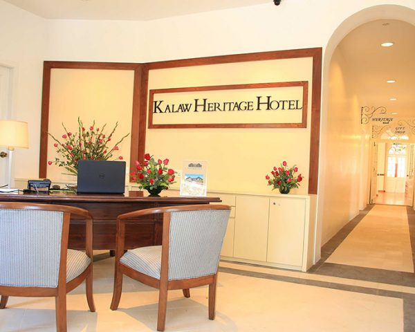 Kalaw Heritage Hotel Reception