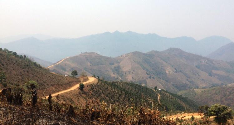 Kalaw, Myanmar Bike Tour, 5 Facts Blog