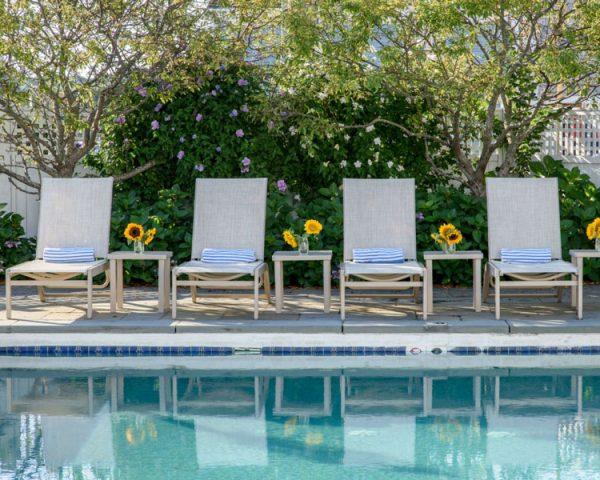 Kelley House pool