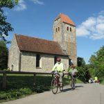 Lake Constance: Germany, Austria & Switzerland - Bikers along road
