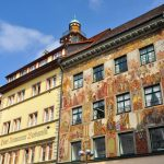 Lake Constance: Germany, Austria & Switzerland - painted buildings