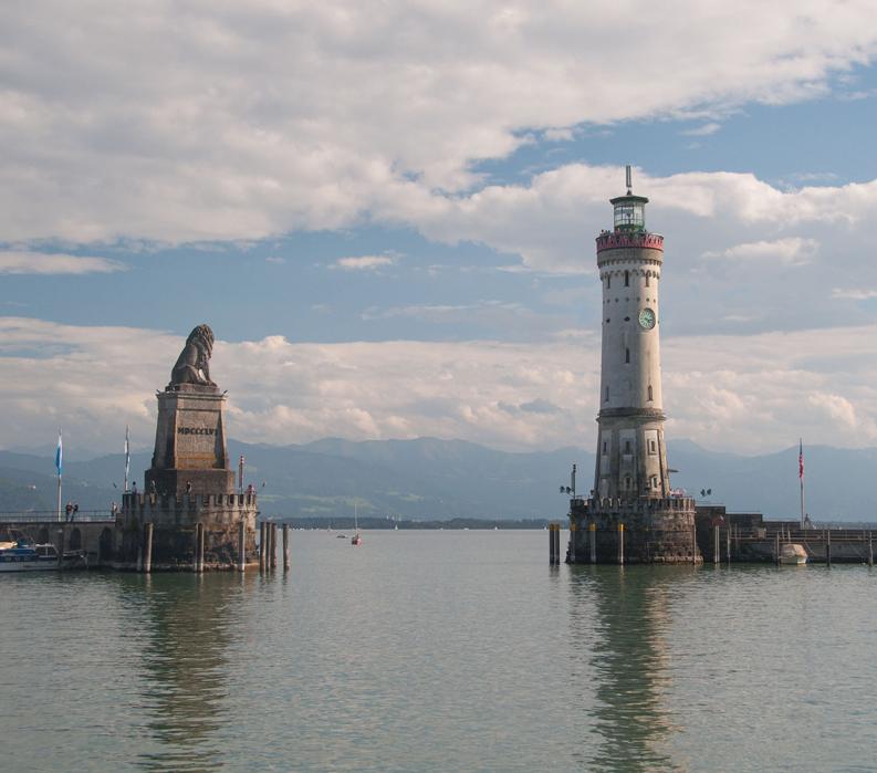Lake Constance: Germany, Austria & Switzerland - Harbor
