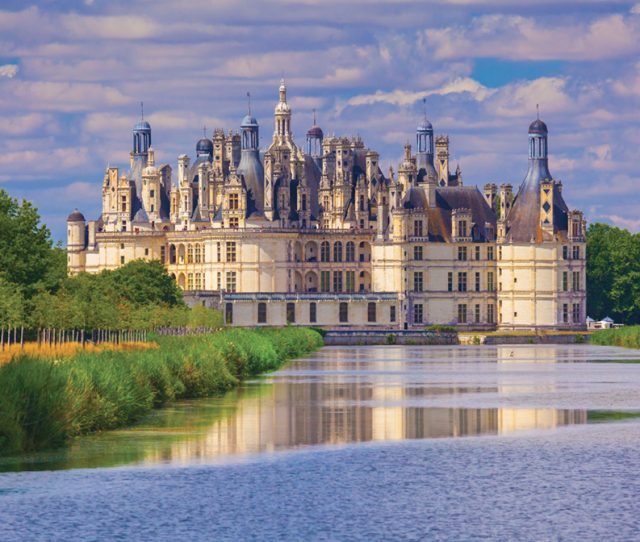 Loire Valley, France, Chambord Castle