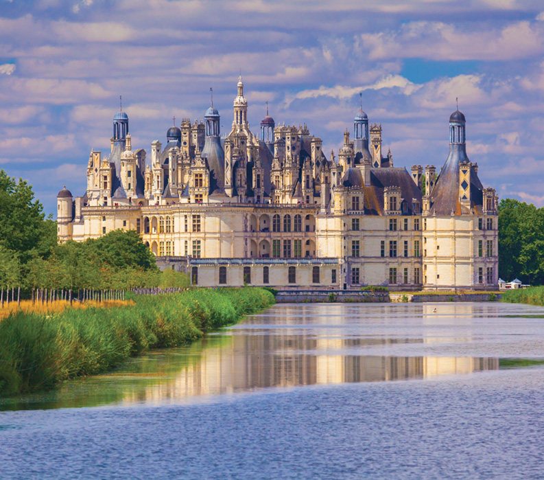 Loire Valley France Guided Bike Tour Vbt Bicycling Vacations