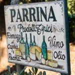 La Parrina Sign