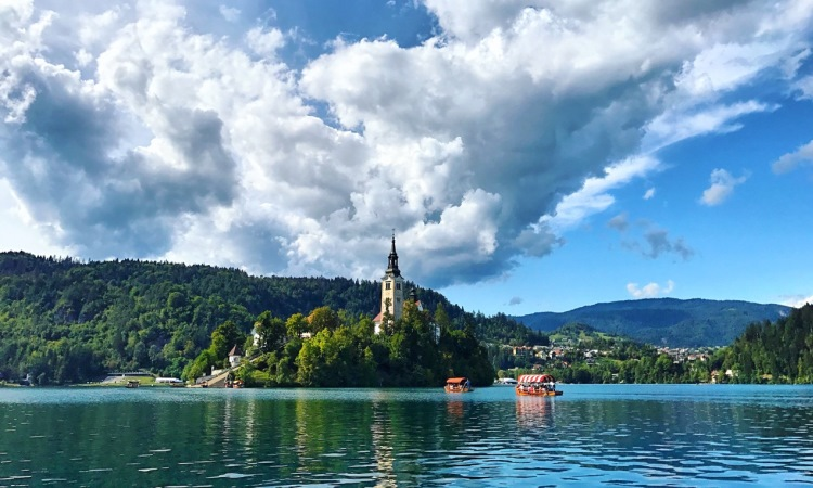 Lake Bled, Slovenia, VBT Bicyclign vacations
