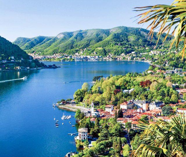 Lake Como on Walking Tour