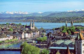 Lake Constance PostTrip Zurich