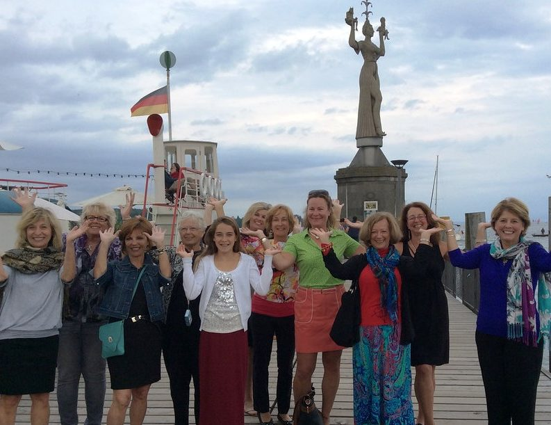 Lake Constance_women group, VBT