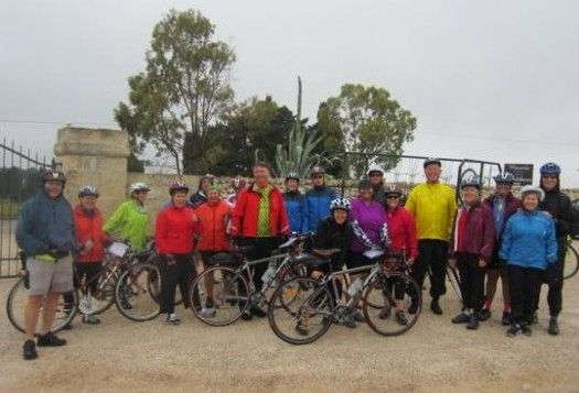 Group Biking in Puglia