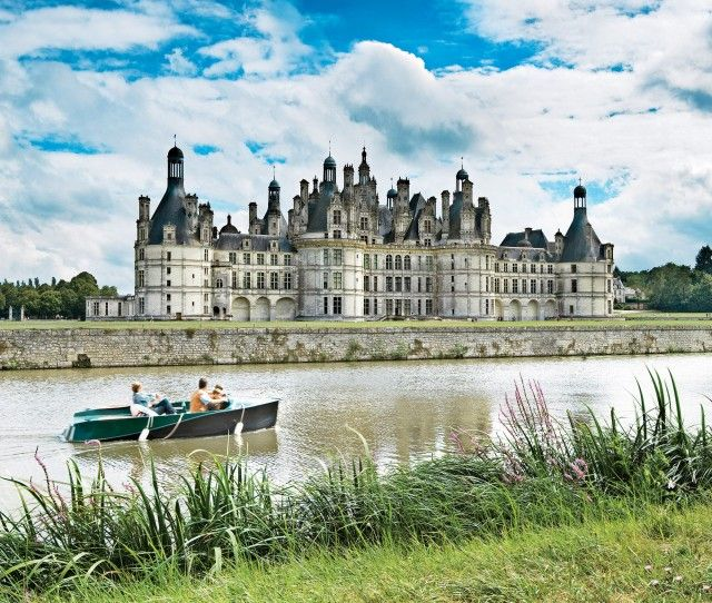 Loire Valley France Castle