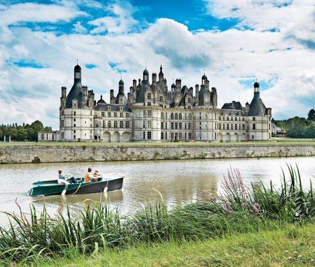 Loire Valley France Castle