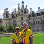 Loire Couple, VBT biking France, summer tips blog