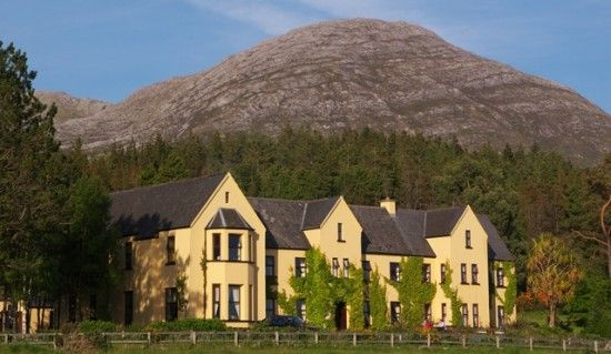 Lough Inagh Hotel, Ireland
