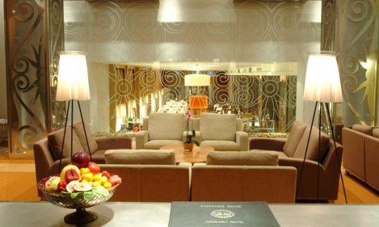 Mamaison Andrassy Budapest Lounge