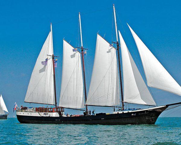 Ship Mare Fran Fryslan
