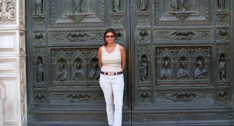 Melissa Door crop