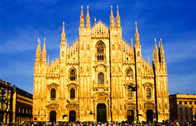 Milan post trip for Italian Lake walking tour