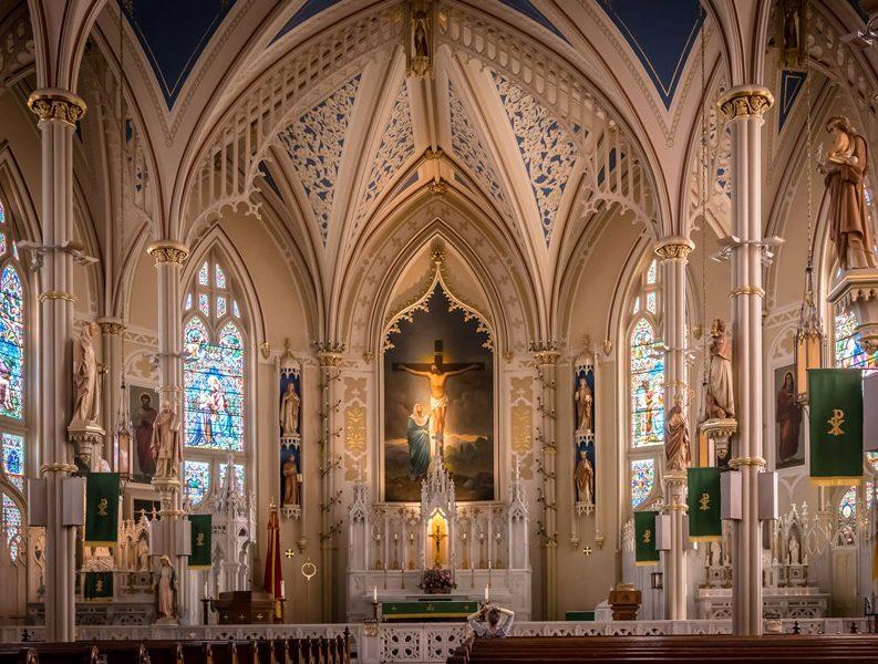 Natchez Basilica