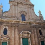 Monopoli Cathedral, Italy Bike Tour