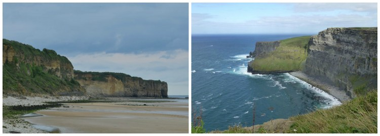 ireland, normandy bike tours, vbt, blog