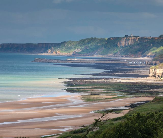 Normandy, France, D-Day, Omaha Beach