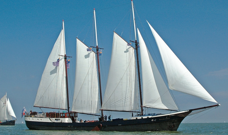 Mare Fryslan Ship
